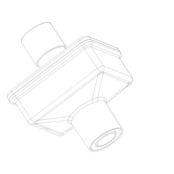 Respiratory Filter HEPA RTG-01101