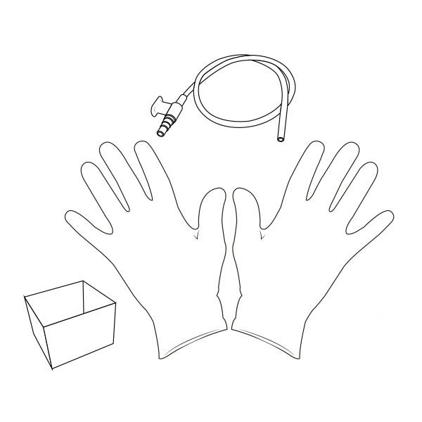Suction Catheter Kit   6 Fr RTG-02106