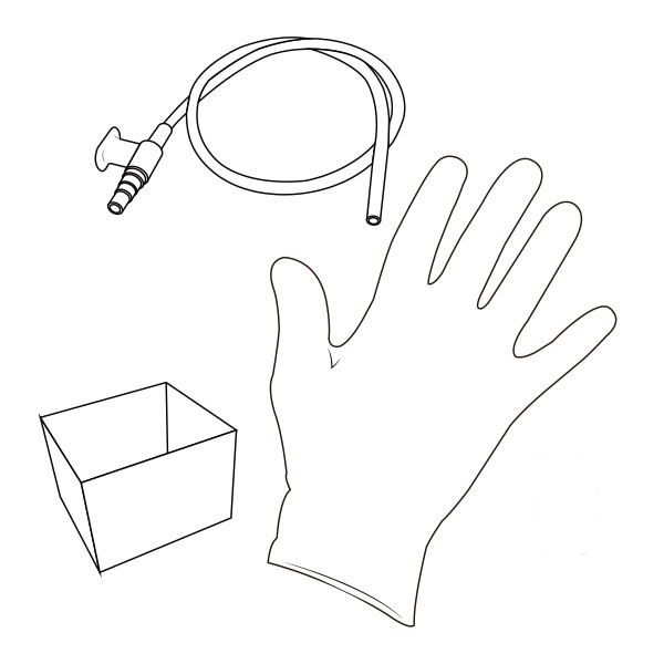 Suction Catheter Kit   6 Fr RTG-02206