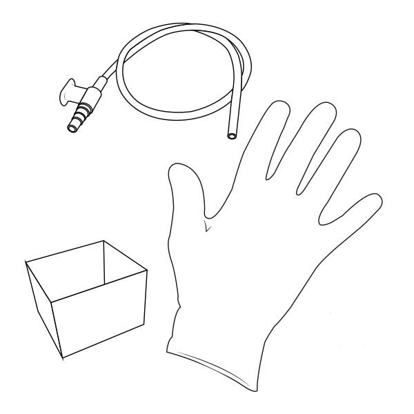 Suction Catheter Kit   18 Fr RTG-02218