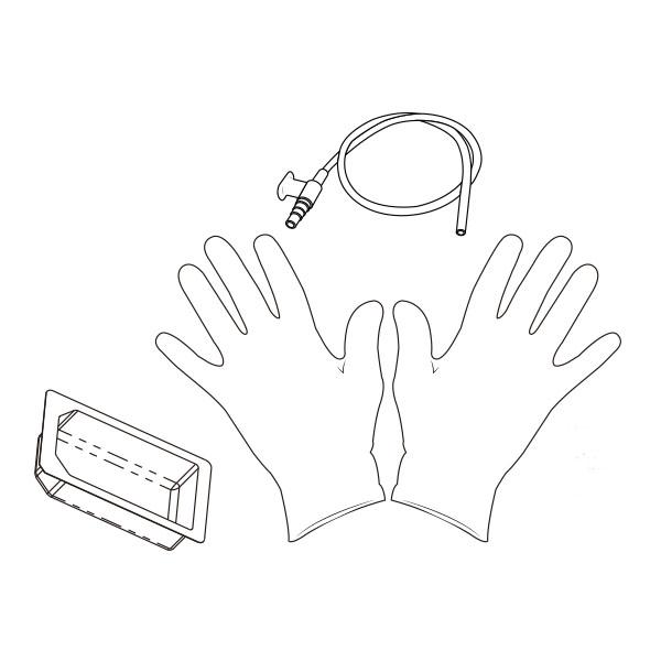 Suction Catheter Kit   12 Fr RTG-02412