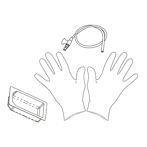 Suction Catheter Kit   14 Fr RTG-02414